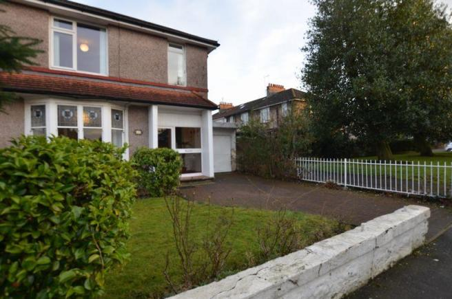 Semi detached family home