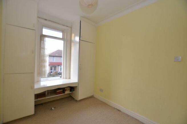 Smaller bedroom 3