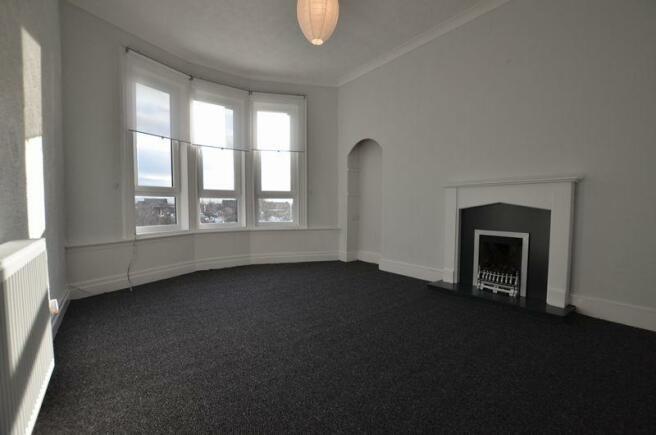 Living Room overlooking park