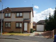 semi detached home in Ben Donich Place...
