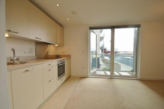 Kitchen/Lounge View 2