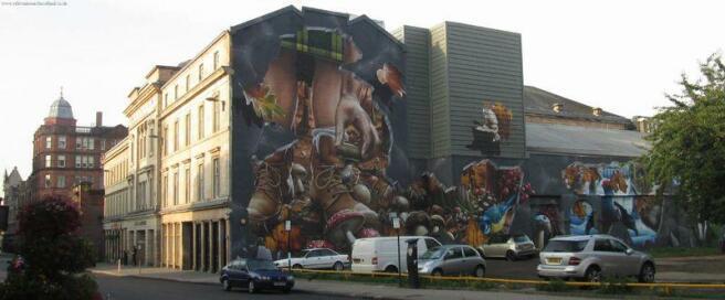 Nearby Wall Art