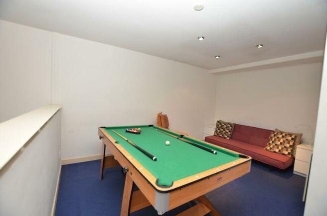 Mezzanine/Games Room
