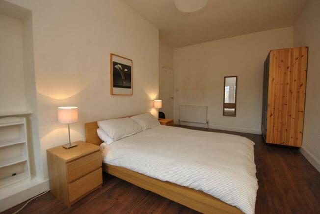 Bedroom View in