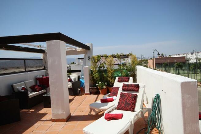 SH Roof Terrace