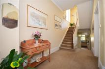 semi detached house in Broomhill Road...