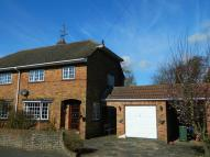 semi detached home for sale in Darent Close, Chipstead...