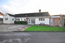 4 bed Detached Bungalow in Churchdown Village