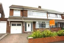 4 bedroom semi detached home for sale in Marian Drive, Gateshead...