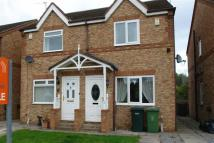 semi detached home in Parklands Court...