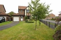 Detached house in Glanville Close...