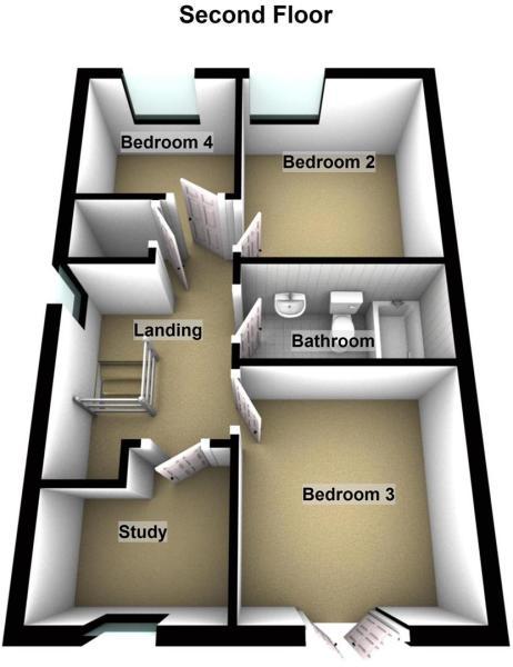 Hastings - Floor 2.J