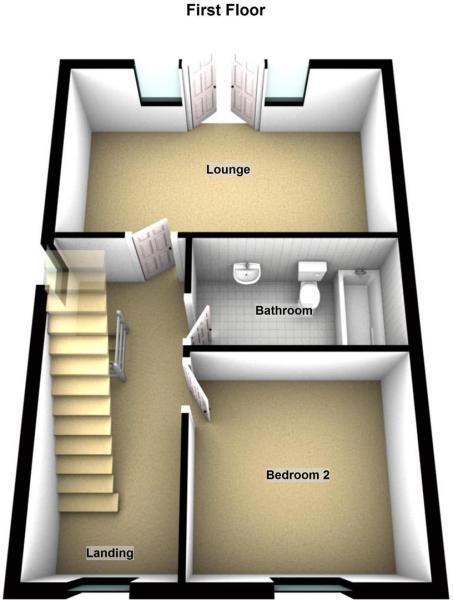 Greenwich - Floor 1.