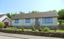 4 bedroom Detached Bungalow in Burnbank Balmaclellan...