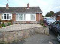 2 bed Bungalow in Bostock Crescent...