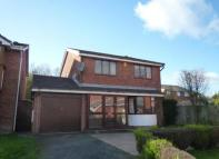 Detached house in Windermere Drive...