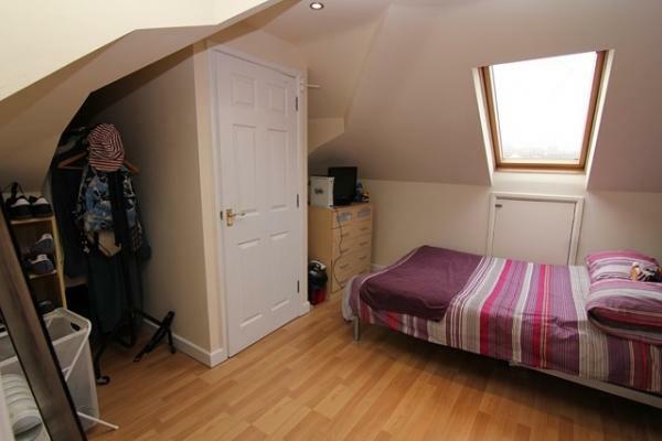 Loft Room/Fourth Bedroom