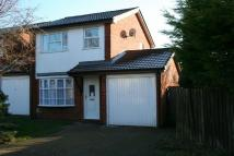 3 bedroom Detached home in Shedfield Way...