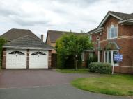 4 bedroom Detached property in Poppy Leys, Brixworth...