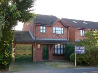 4 bedroom Detached property to rent in Hidcote Close...