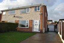 semi detached house in Queensway, Gwersyllt