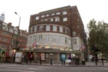Studio apartment to rent in Euston Road, Euston NW1