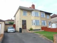 3 bed semi detached property in Hengrove, Bristol