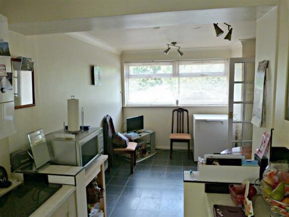 Kitchen/diner additional photo