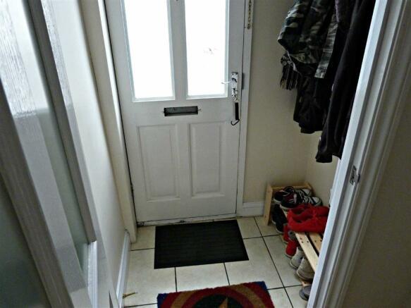 Hallway/Porch area