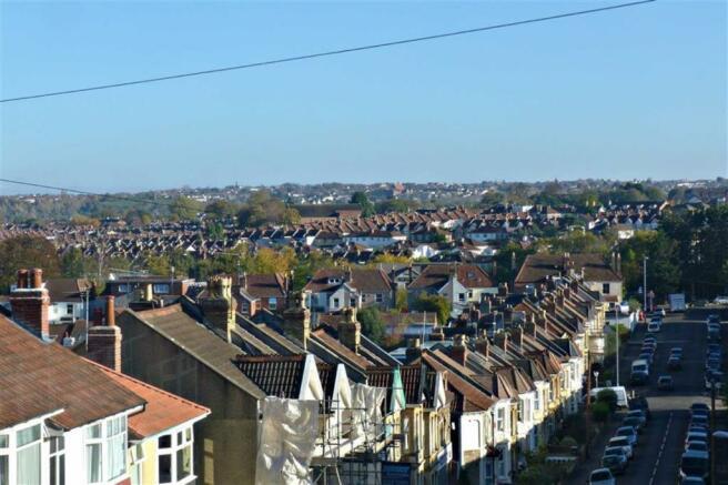 Views over Brislington