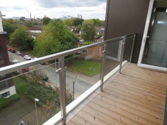 Balcony Off Bedro...