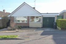 Detached Bungalow in Boswell Way, Seaton