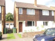 2 bed semi detached property to rent in Reed Close Lee