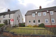 semi detached property in Back Rogerton Crescent...