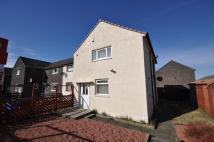3 bed End of Terrace house in Aird Avenue, Auchinleck...