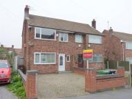Carlton Road semi detached property to rent