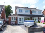 semi detached property to rent in Hillary Road, Eastham