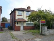 semi detached home to rent in Thornleigh Avenue Eastham