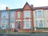 Terraced house to rent in Albermarle Road, Wallasey