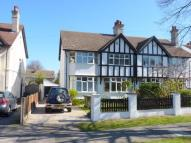 semi detached home in Kings Road...