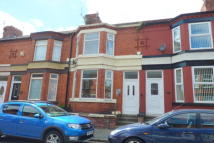 Terraced property in Linwood Road, Tranmere