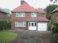 Detached property to rent in Ingestre Road, Oxton