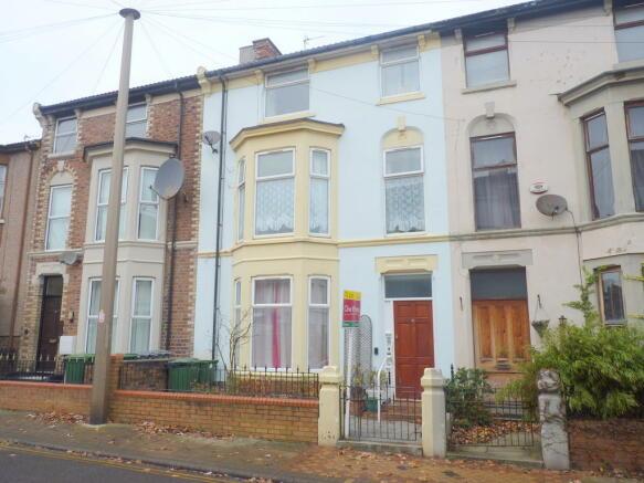 2 Bedroom Ground Floor Flat To Rent In Tollemache Street New Brighton Ch45