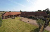 Equestrian Facility home in Tote Lane, Stedham...