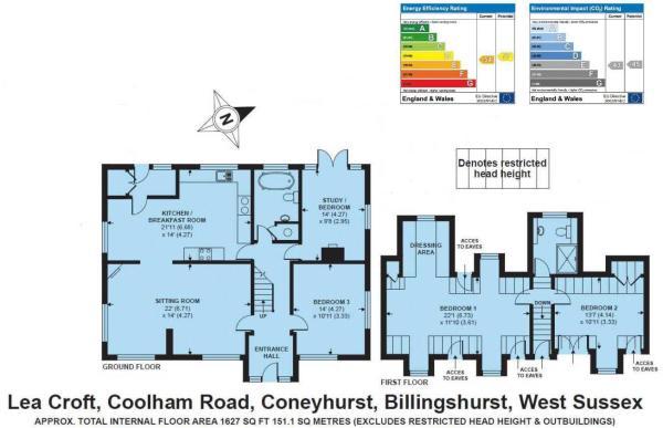 Lea Croft Floorplan