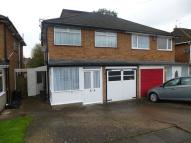 Tomlan Road semi detached house to rent