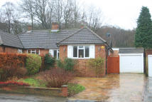 Croham Valley Road Semi-Detached Bungalow to rent