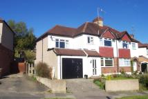 4 bed semi detached property in Lakers Rise, Banstead...