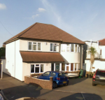 Detached property to rent in Wrotham Road, Welling...