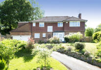 Detached house in Woodside Road, Sevenoaks...